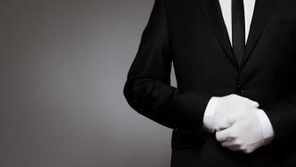Biznes w bialych rekawiczkach wearepl