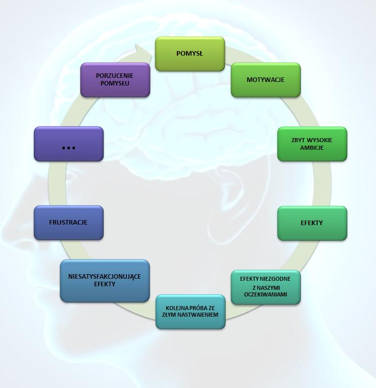 mózg przedsiębiorcy