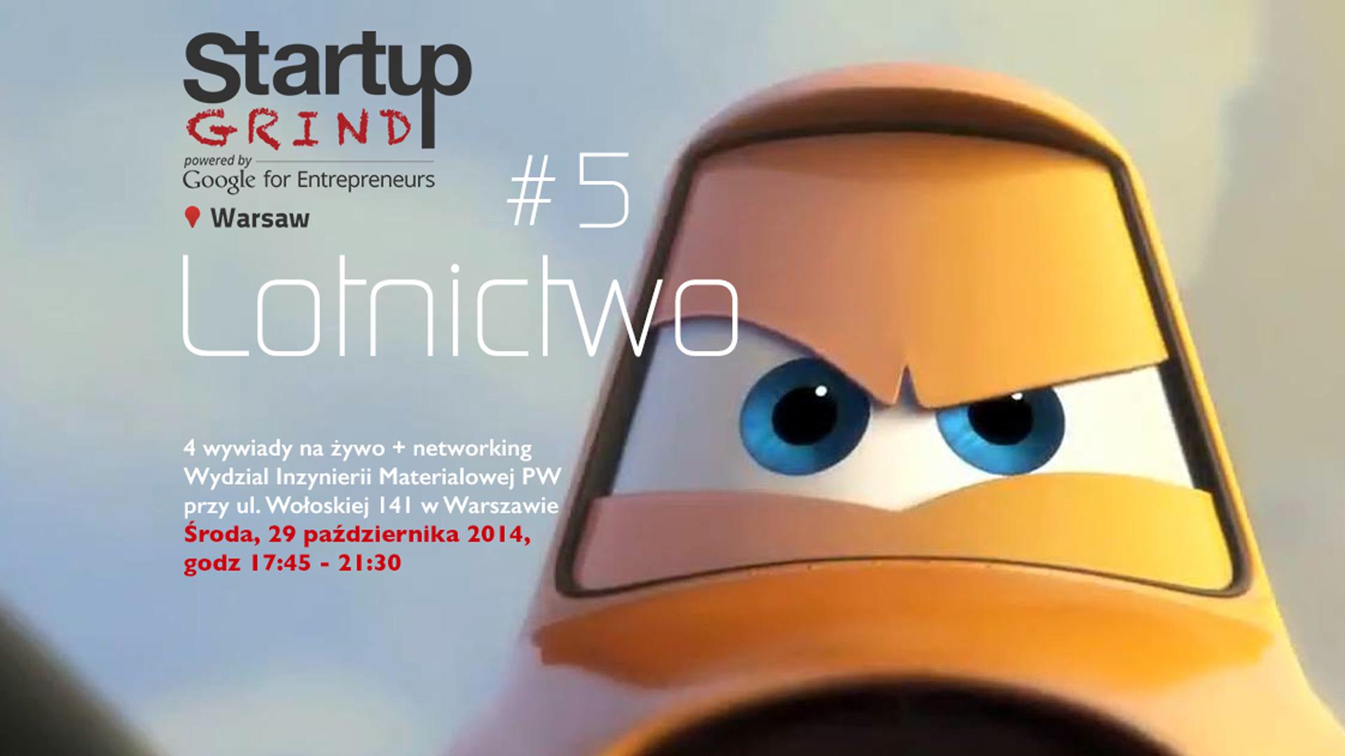 Startup Grind5 jak koncert Lennego Kravitza wearepl